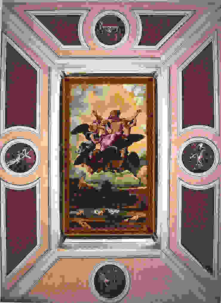 """Soffitto """"Raffaello""""- Cappella privata di Artmande Classico"""