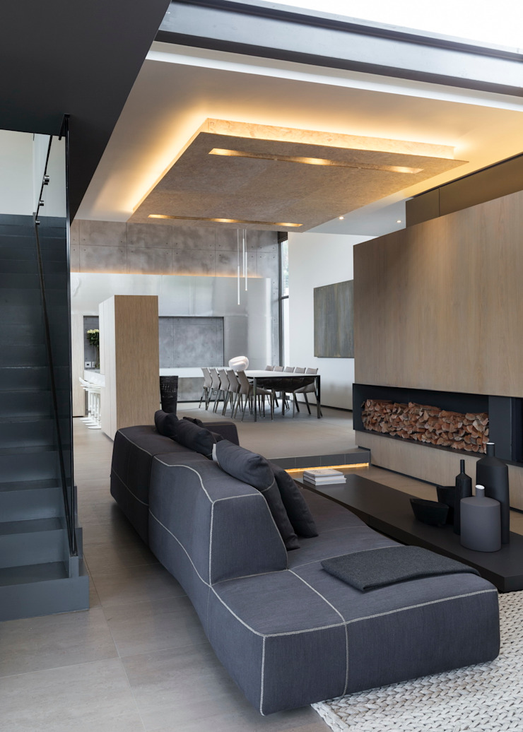 House Sar Nico Van Der Meulen Architects Living room
