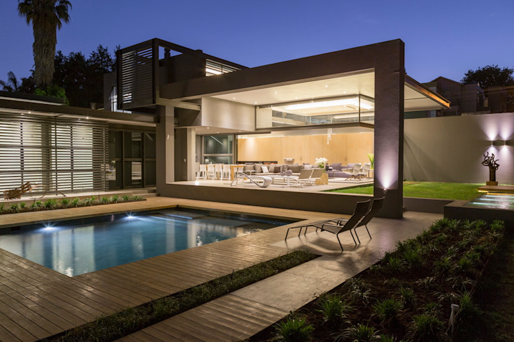 House Sar Nico Van Der Meulen Architects Modern houses