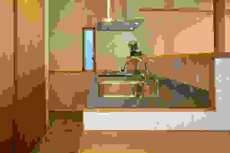 新・鎌・家 オリジナルデザインの キッチン の 環境創作室杉 オリジナル
