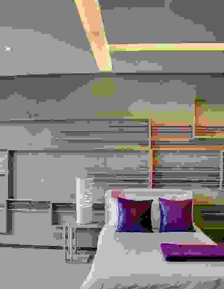 House Sar Nico Van Der Meulen Architects Modern style bedroom