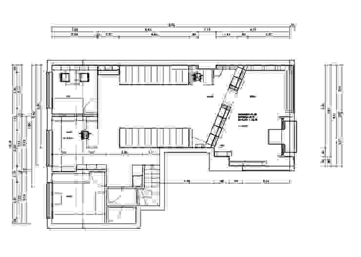 Grundriss von Architekturbüro Buhrdorf