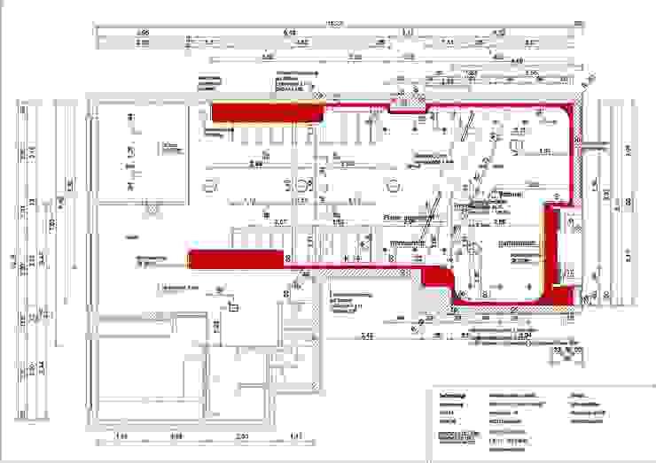 Deckenspiegel von Architekturbüro Buhrdorf