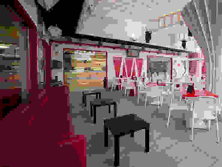Le Monde Cafè Lounge Bar Negozi & Locali commerciali moderni di Edilsider sas di Giuseppe Racconto & C. Moderno