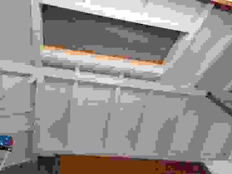 Cubierta de madera de 2 Mar Construcciones HNOS. VINCELLE LLAMEDO S.L.