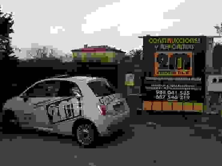 Localización Obra de 2 Mar Construcciones HNOS. VINCELLE LLAMEDO S.L.