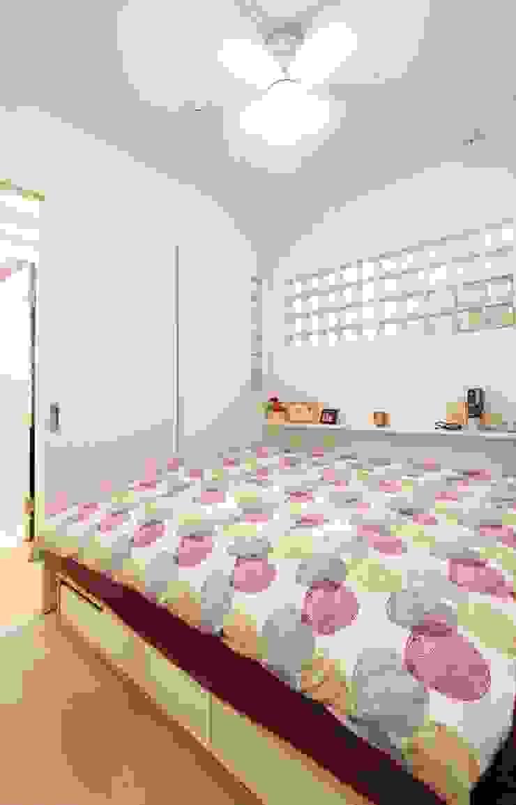 에클레틱 침실 by nuリノベーション 에클레틱 (Eclectic)