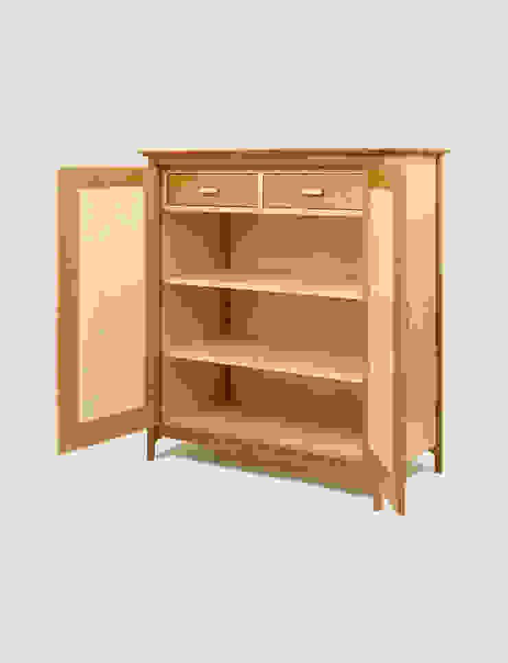 Cupboard with internal drawers - Doors open: modern  by Martin Greshoff Furniture, Modern