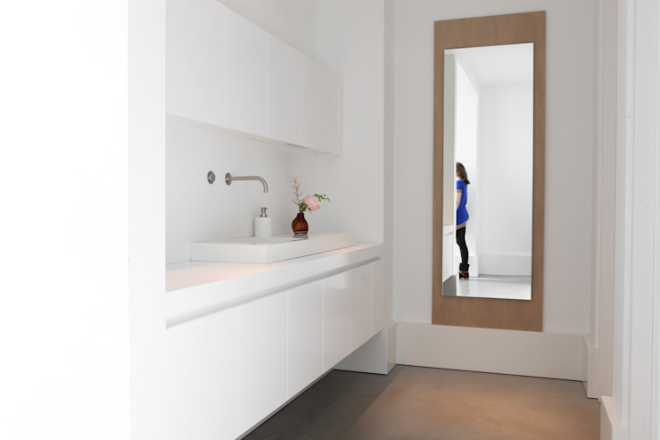 Hoofdkantoor Piet Boon Moderne kantoorgebouwen van Not Only White B.V. Modern