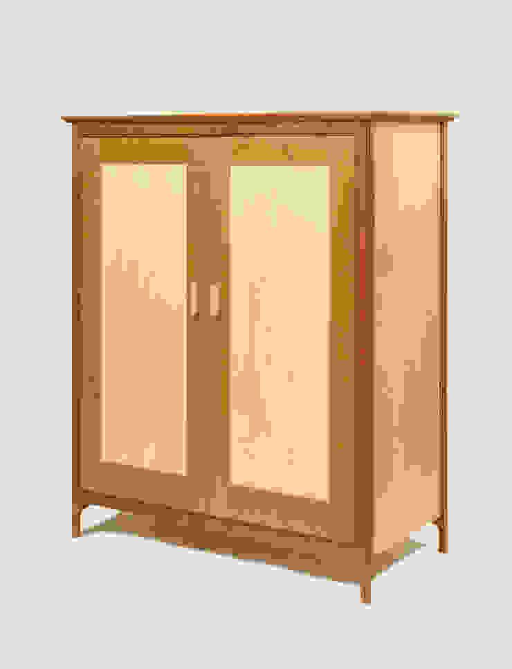 Cupboard with internal drawers - Doors closed: modern  by Martin Greshoff Furniture, Modern