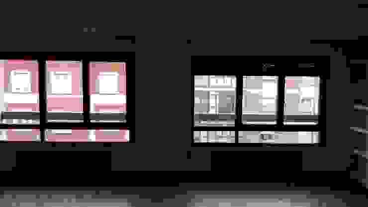 salón antes de la reforma de 2 Mar Construcciones HNOS. VINCELLE LLAMEDO S.L.