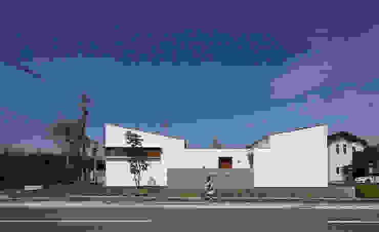 外観 北欧風 家 の 松原建築計画 一級建築士事務所 / Matsubara Architect Design Office 北欧