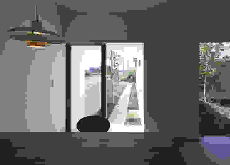 Phòng giải trí phong cách Bắc Âu bởi 松原建築計画 一級建築士事務所 / Matsubara Architect Design Office Bắc Âu