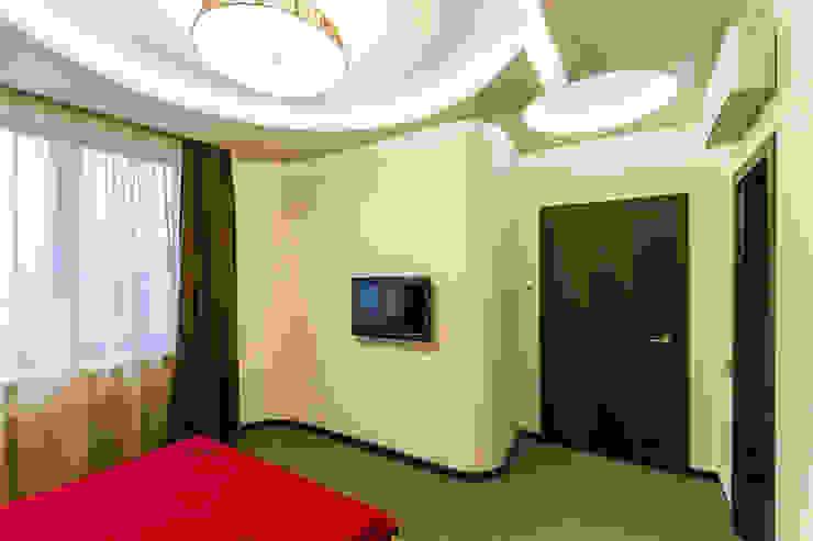 Частный интерьер – Современный минимализм Спальня в стиле минимализм от Andrey Gulyaev Architects Минимализм