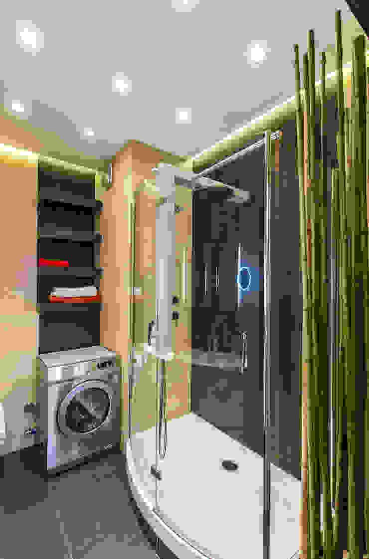 Частный интерьер – Современный минимализм Ванная комната в стиле минимализм от Andrey Gulyaev Architects Минимализм