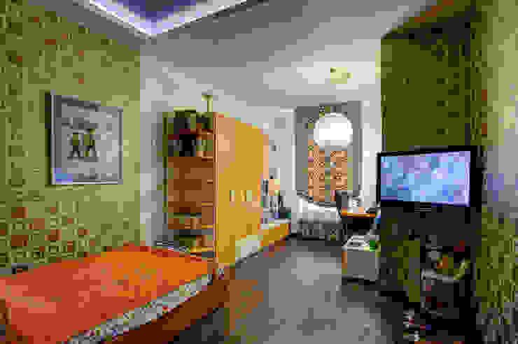 Детская: Детские комнаты в . Автор – Студия Искандарова,