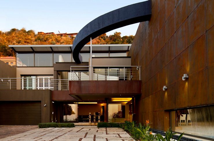 House The Casas modernas por Nico Van Der Meulen Architects Moderno
