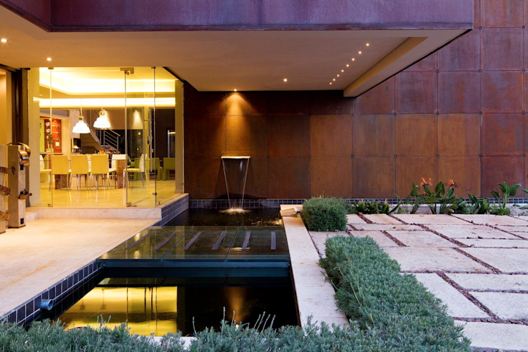 House The Maisons modernes par Nico Van Der Meulen Architects Moderne