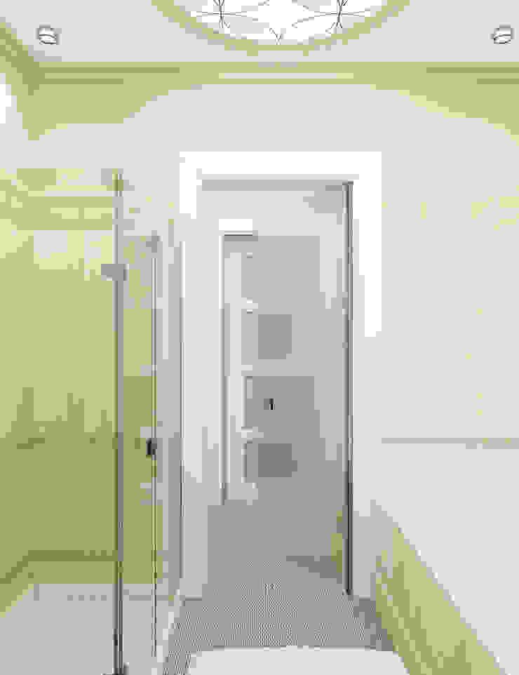 Ванная комната от Студия Искандарова Классический