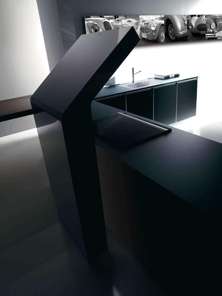 Minimalist kitchen by Vegni Design Minimalist