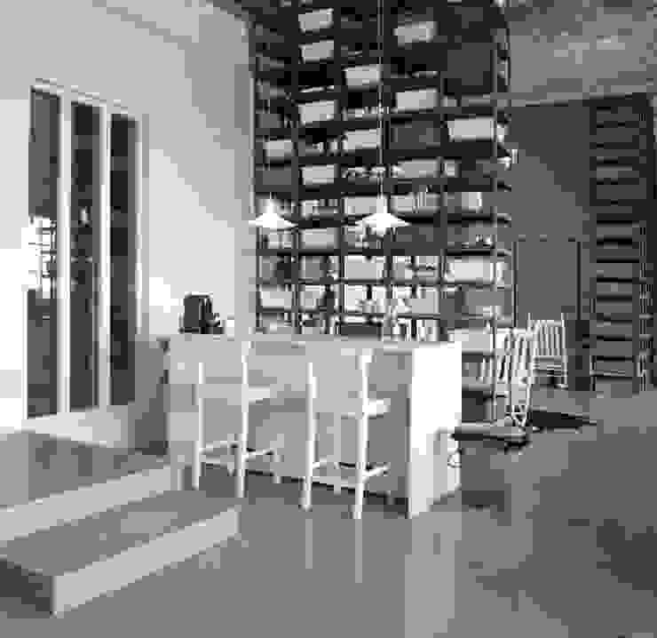 FuturOn Industriële kantoorgebouwen van Studio-OOK Industrieel