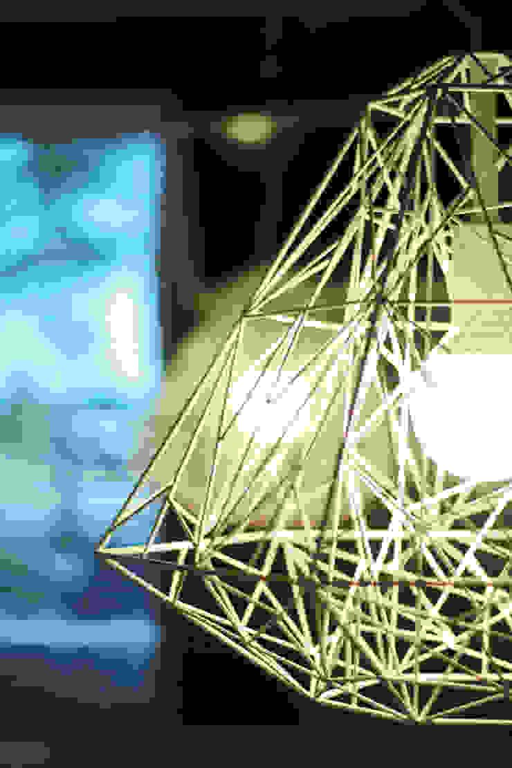 Интерьер сетевого суши-бара Apolonov Interiors Офисные помещения и магазины
