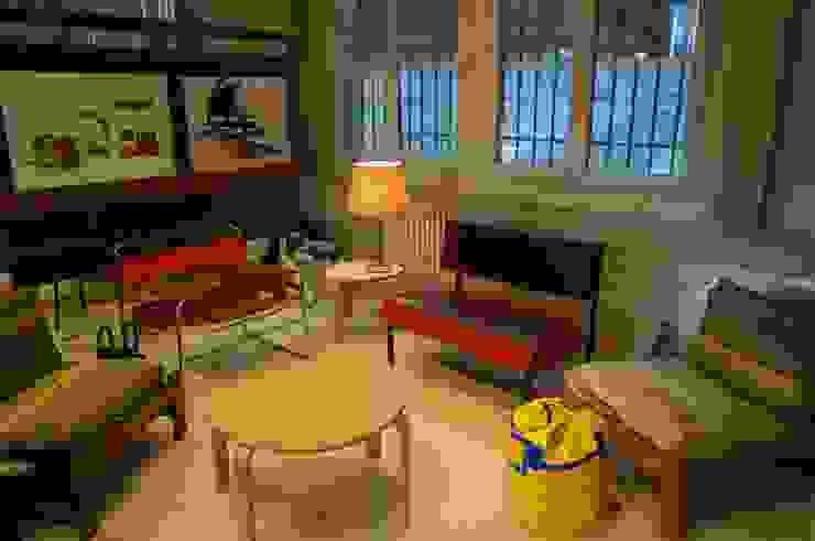 Espace de réception Bureau original par Wiithaa Éclectique