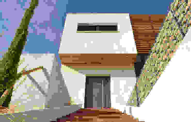 Z HOUSE Maisons minimalistes par AP ARCHITECTES Minimaliste