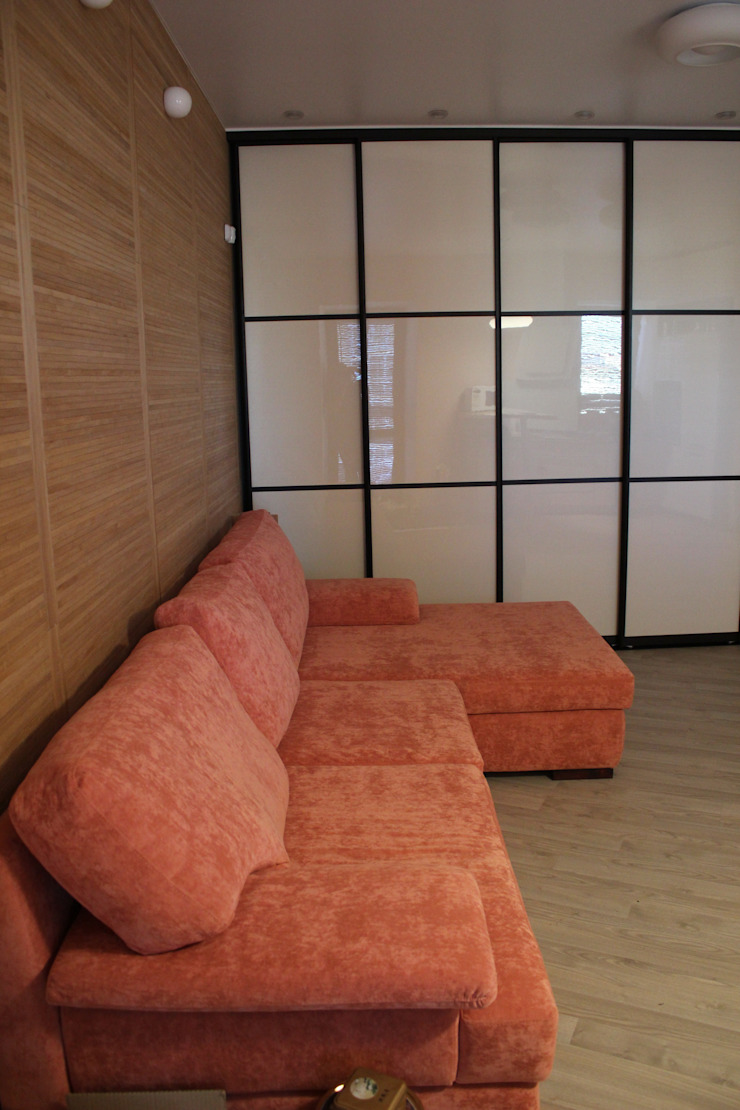 TOPOS Salon minimaliste