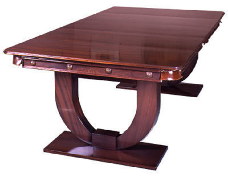 7 ft Ariel Convertible Dining Table: classic  by HAMILTON BILLIARDS & GAMES CO LTD, Classic