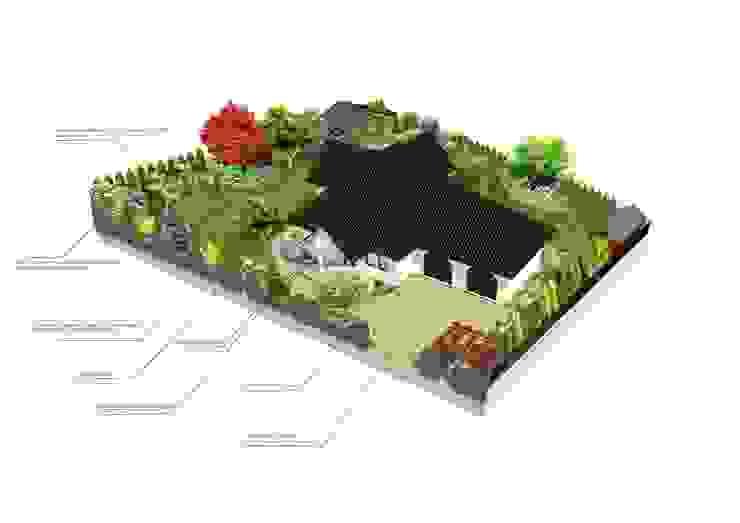 Ogród lekki i przyjemny od STYLOWE OGRODY