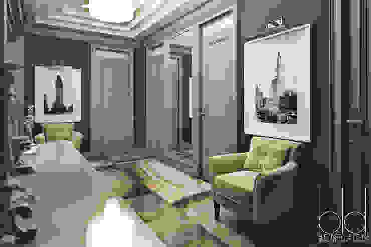 Ingresso, Corridoio & Scale in stile eclettico di BEINDESIGN Eclettico