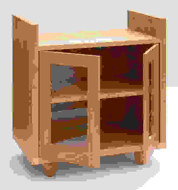 Hi Fi Cabinet: modern  by Martin Greshoff Furniture, Modern