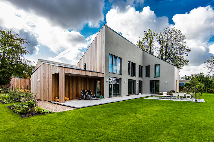 Houses by paul seuntjens architectuur en interieur