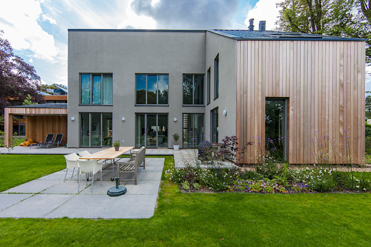 Houses by paul seuntjens architectuur en interieur,