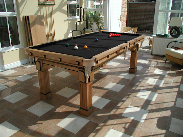 7 ft Fabio Convertible Dining Table HAMILTON BILLIARDS & GAMES CO LTD Dining roomTables