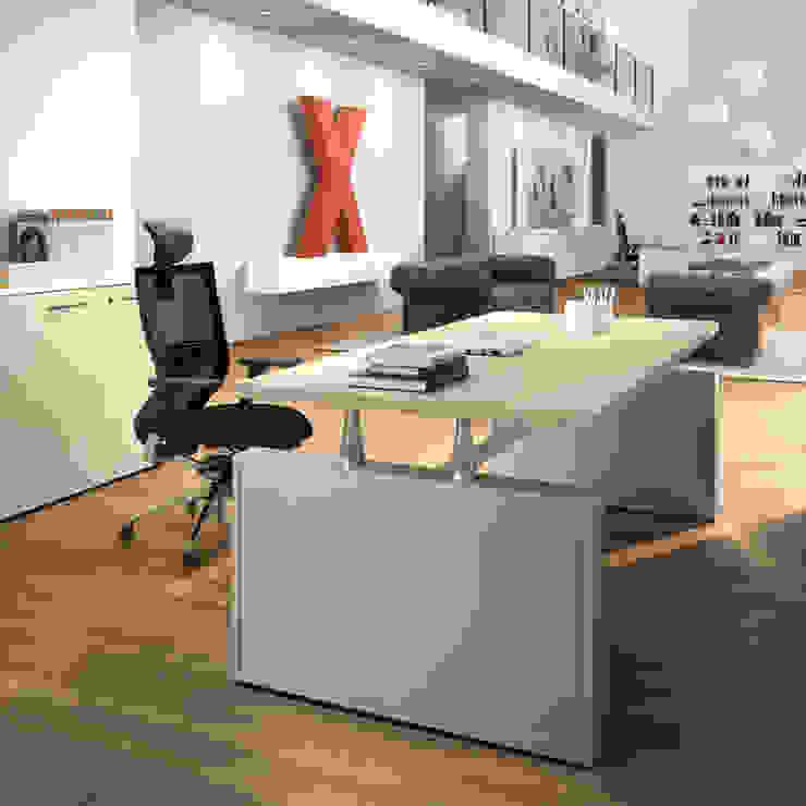 Desk in Maple GIANO de Line Kit Ecléctico