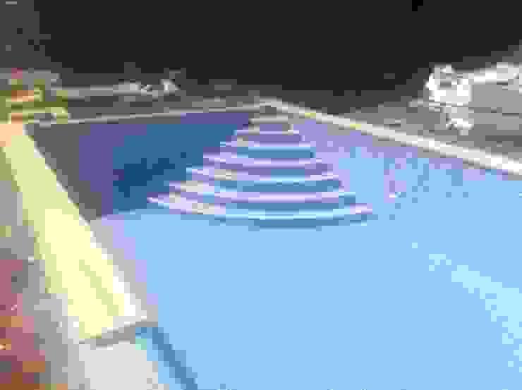 Piscina en Gresite de 2 Mar Construcciones HNOS. VINCELLE LLAMEDO S.L.