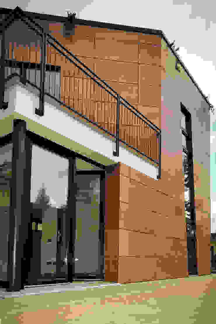 Direzionale_Rivalta di Torino Complesso d'uffici in stile minimalista di IDAA ARCHITETTI Minimalista