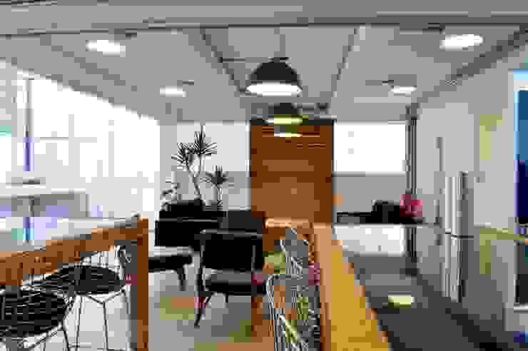 Agência We Comunicação Edifícios comerciais modernos por MM18 Arquitetura Moderno