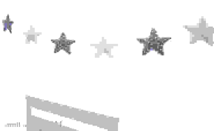 Guirnalda de estrellas de Mundo Raquel Mediterráneo