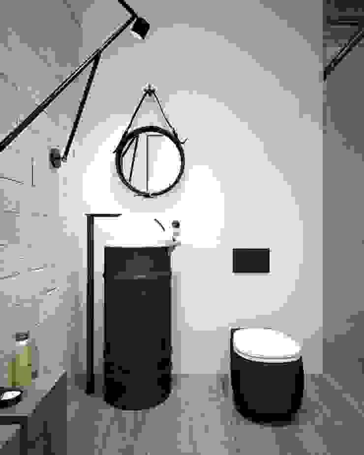 Banyo Dekorasyonu Modern Banyo GN İÇ MİMARLIK OFİSİ Modern