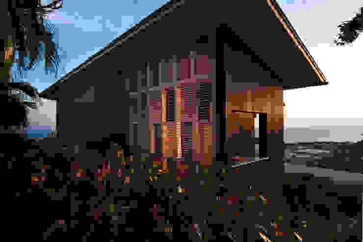 Tei 外観 日本家屋・アジアの家 の キリコ設計事務所 和風