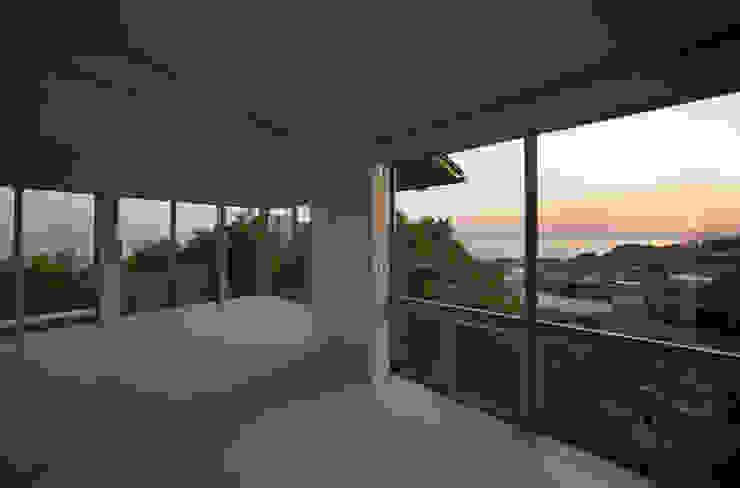Tei bed room Habitaciones modernas de キリコ設計事務所 Moderno