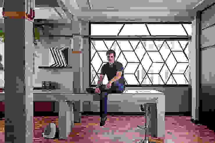 Apartamento Facundo Guerra Cozinhas modernas por MM18 Arquitetura Moderno