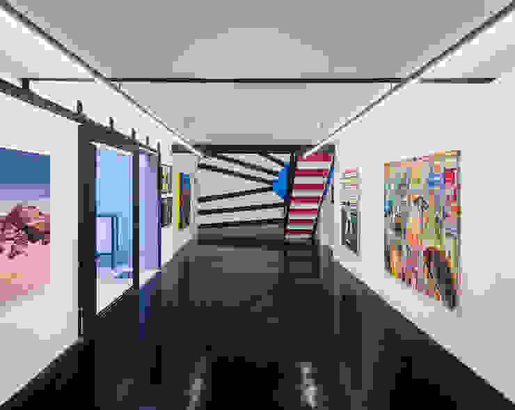 Galeria Contempo Museus modernos por MM18 Arquitetura Moderno