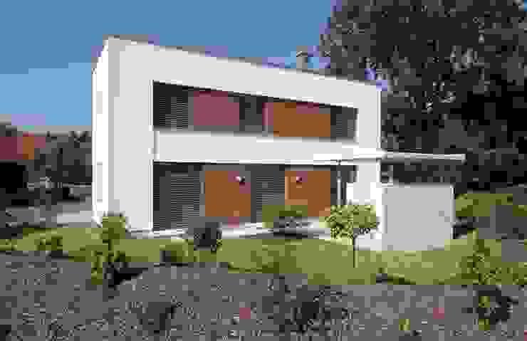 Bild 2 Moderne Häuser von Massiv mein Haus aus Mauerwerk Modern
