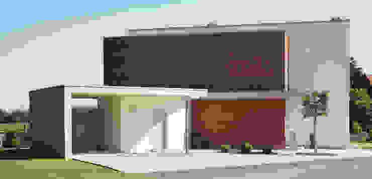 Bild 3 Moderne Häuser von Massiv mein Haus aus Mauerwerk Modern