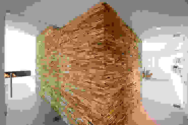 Moderner Flur, Diele & Treppenhaus von Wonderwall Studios Modern