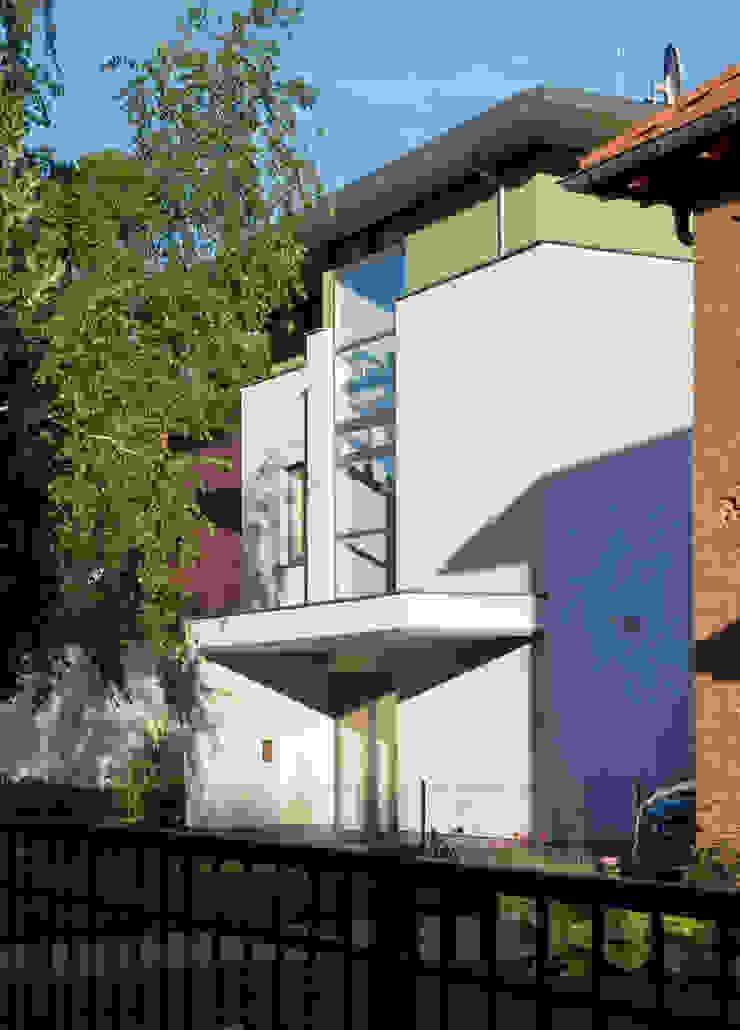 Fassade Moderne Häuser von Anja Beecken Architekten Modern